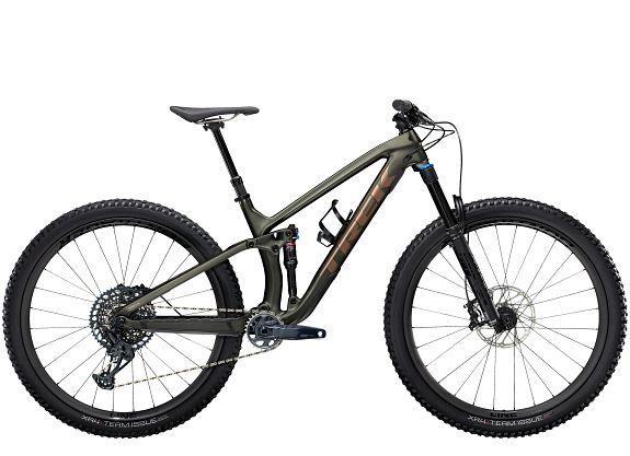 Trek Fuel EX full-suspension MTB