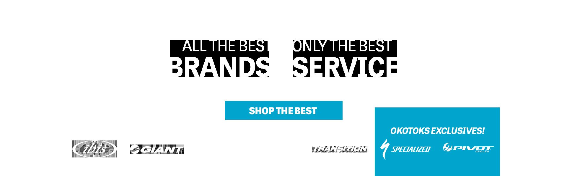 Shop our popular brands