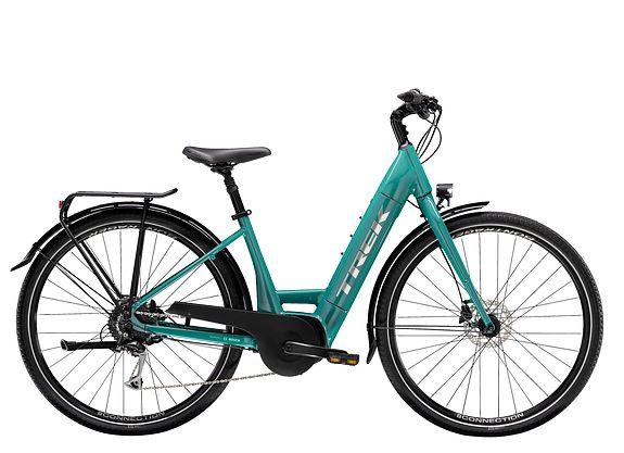 Trek Verve+ electric city bike