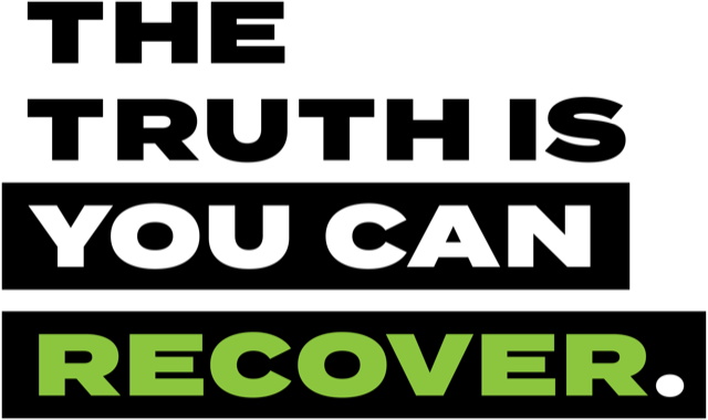 The Truth Is You Can Recover
