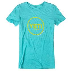 Yeti Cycles Women's Button Ride T Shirt