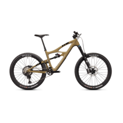 Ibis HD5 - XT w/ aluminum wheels
