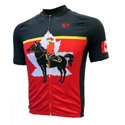 Pearl Izumi Limited Edition Canadian Mountie Jersey