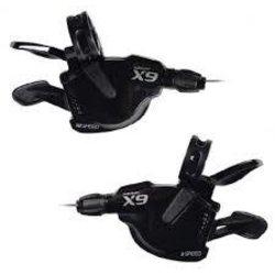 SRAM X9 3 X 10 SPD SHIFTER