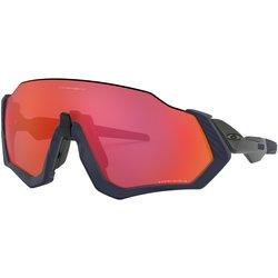 Oakley Flight Jacket Navy Prizm Trail Torch Lense