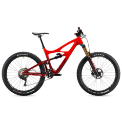 Ibis Mojo HD 4 - Deore XT Factory w/carbon wheels