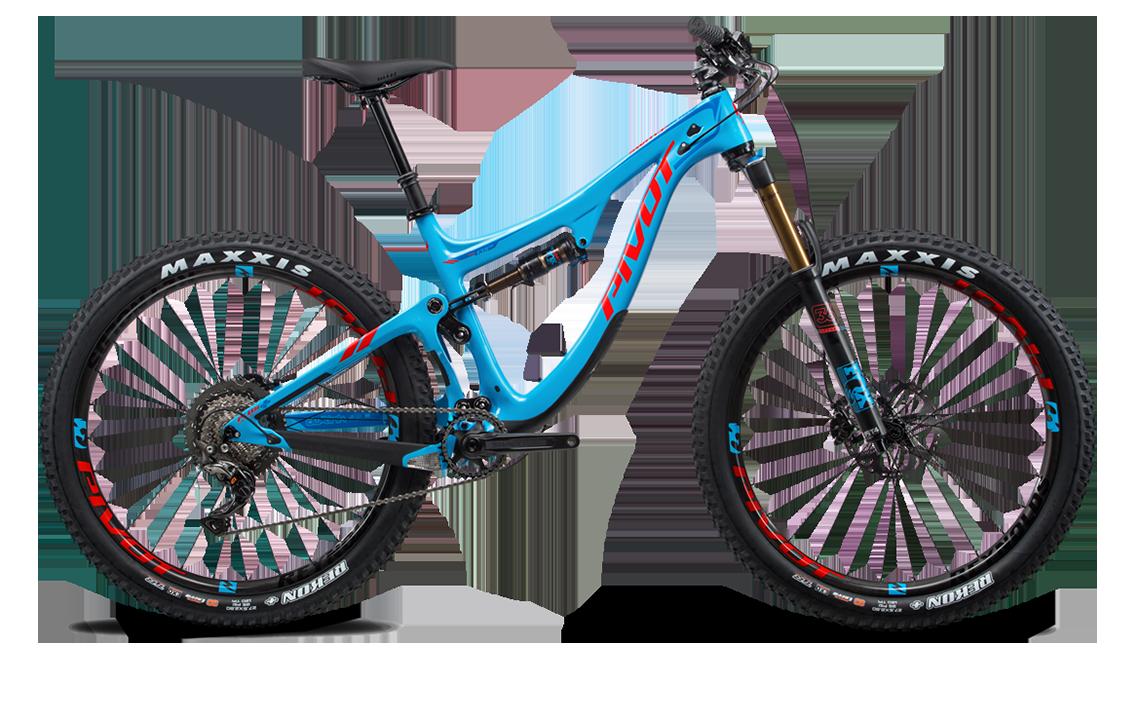 Pivot Cycles Switchblade Pro X01 Eagle 27 5 Build Kit