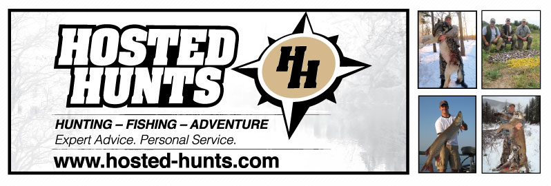 Hosted Hunts - Hunting & Fishing Adventure