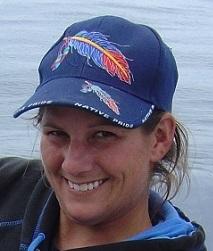 Capt. Tiffany Vague, Manager of Hook, Line & Sinker