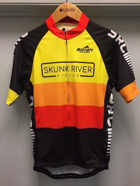 Mt. Borah Skunk River Cycles Classic Jersey