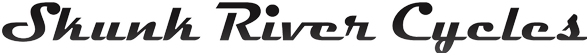 Skunk River Cycles Logo