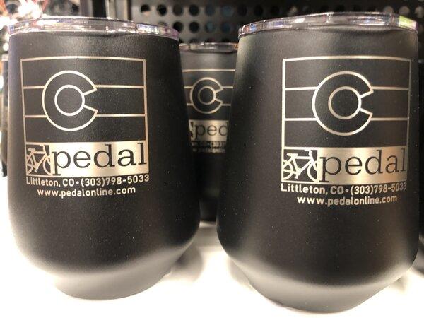 pedal pedal Wine Tumbler