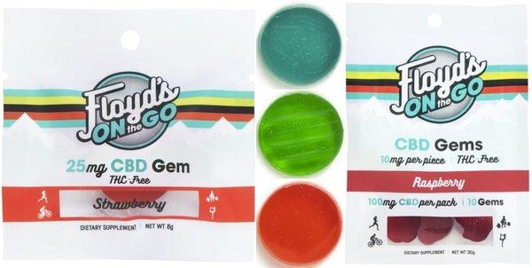 Floyd's CBD Gems