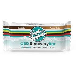 Floyd's CBD Recovery Bar--Chocolate Peanut Butter