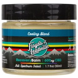 Floyd's Recovery Balm--Cooling Blend