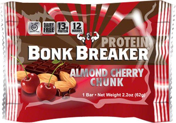Bonk Breaker Bonk Breaker High Protein Energy Bar: Almond Cherry Chunk