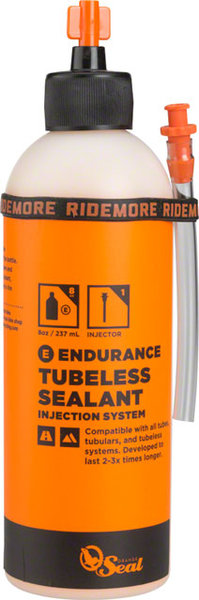 Orange Seal Orange Seal Endurance Tubeless Sealant, 8oz with Twist Lock Applicator