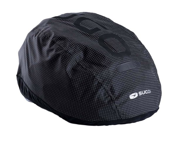 Sugoi Zap 2.0 Helmet Cover Yellow Color: BLK