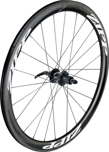 Zipp Zipp 302 Carbon Clincher Rear Wheel, 700c, 24 Spokes, 10/11-Speed SRAM/Shimano Cassette Body, 177, V1, White Decal