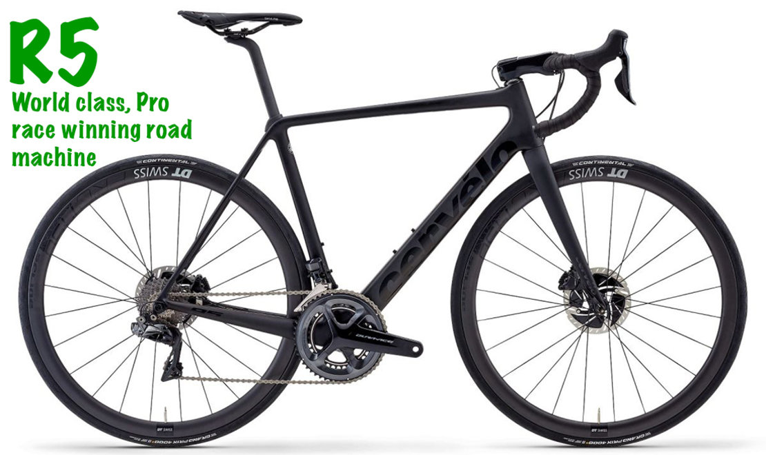 cervelo r5 bicycle