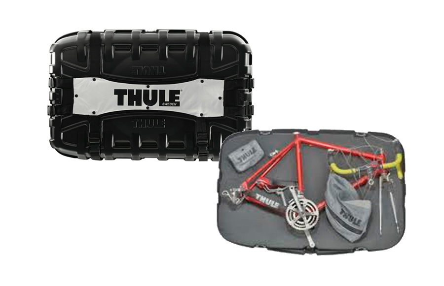 Thule bike travel box