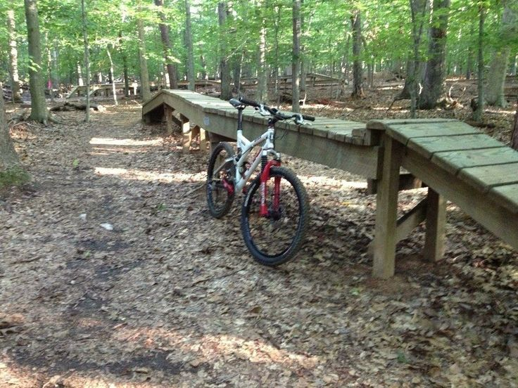 FountainHead Regional Park MTN Bike Trail