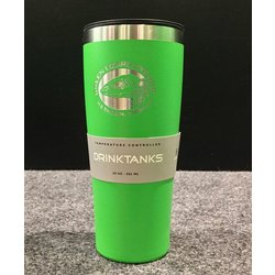 Drink Tanks Custom 20oz Vacuum Insulated Cup w/ Lid Gecko
