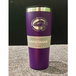Drink Tanks Custom 20oz Vacuum Insulated Cup w/ Lid Acai