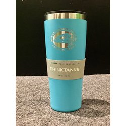 Drink Tanks Custom 20oz Vacuum Insulated Cup w/ Lid Sky
