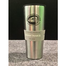 Drink Tanks Custom 20oz Vacuum Insulated Cup w/ Lid Stainless