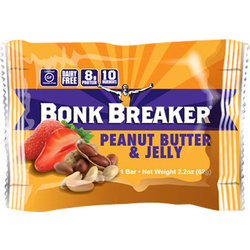 Bonk Breaker Bonk Breaker Energy Bar: Peanut Butter and Jelly