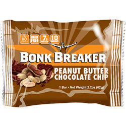 Bonk Breaker Bonk Breaker Energy Bar: Peanut Butter Chocolate Chip