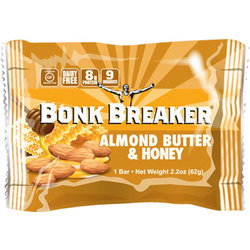Bonk Breaker Bonk Breaker Energy Bar: Almond Butter and Honey