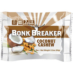 Bonk Breaker Bonk Breaker Energy Bar: Coconut Cashew