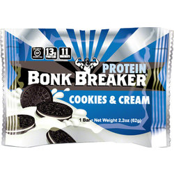Bonk Breaker Bonk Breaker High Protein Energy Bar: Cookies and Cream