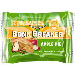 Bonk Breaker Bonk Breaker Energy Bar: Apple Pie, single