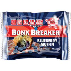 Bonk Breaker Bonk Breaker Energy Bar: Blueberry Muffin