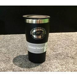 Drink Tanks Drink Tanks Custom 16oz Vacuum Insulated Cup w/ Lid Obsidian