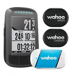 Wahoo Fitness Wahoo ELEMNT BOLT GPS BUNDLE Bike Computer