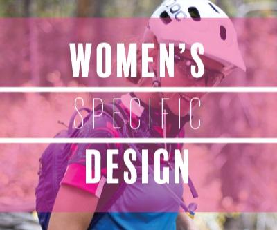 women's specific design