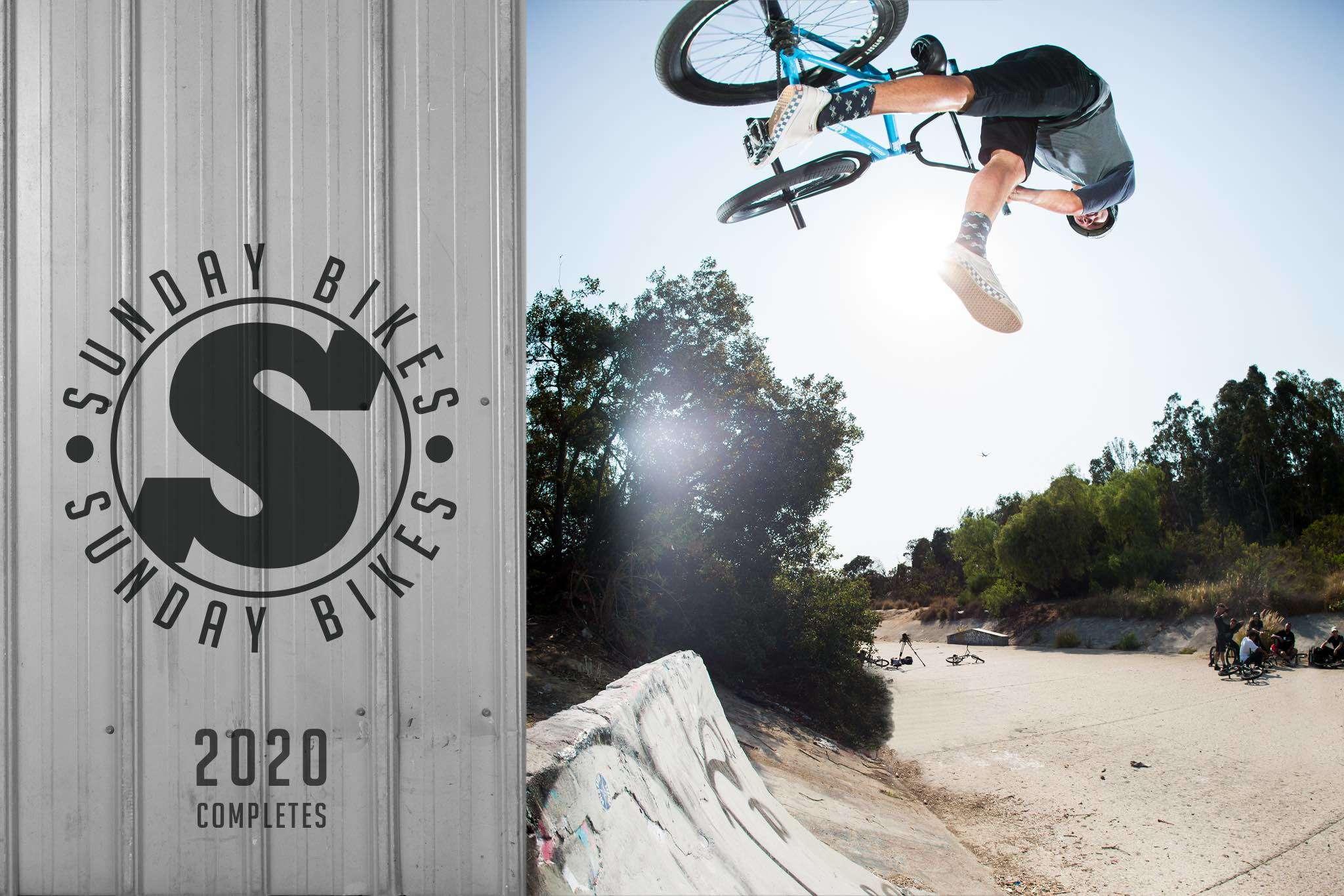 2020 Sunday BMX