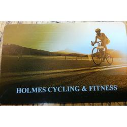 Holmes Cycling & Fitness Gift Card