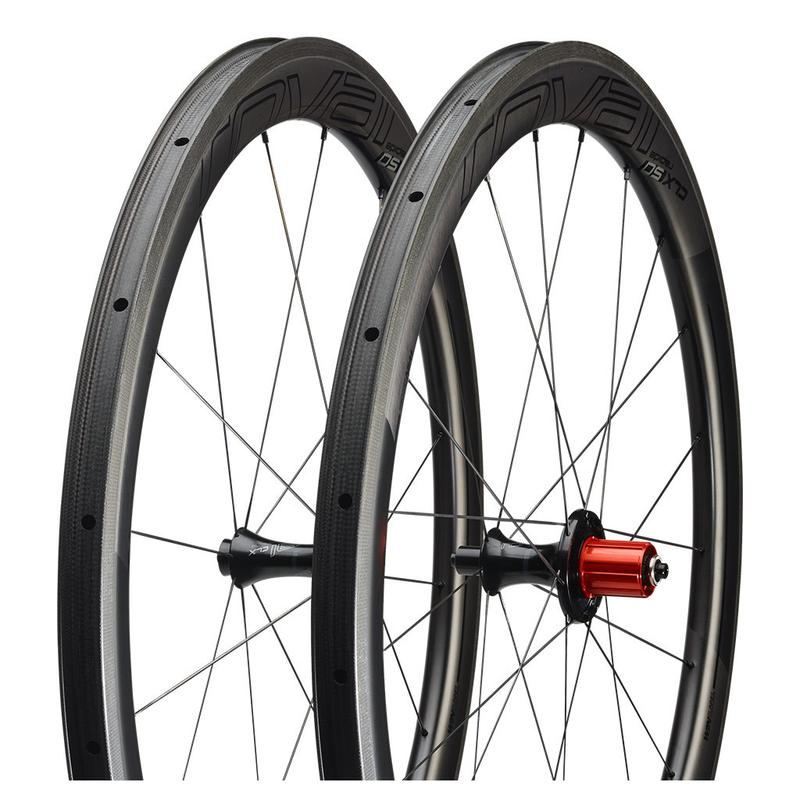 Specialized CLX 50 Rim Brake Wheelset
