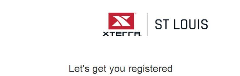 XTERRA St. Louis 2019 Registration NOW OPEN!