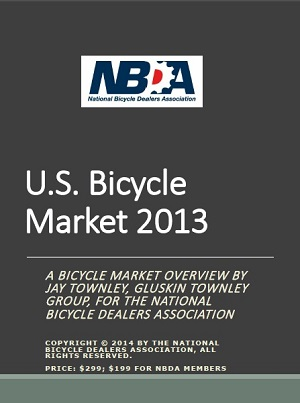 NBDA U.S. Bicycle Market 2013 (PDF)