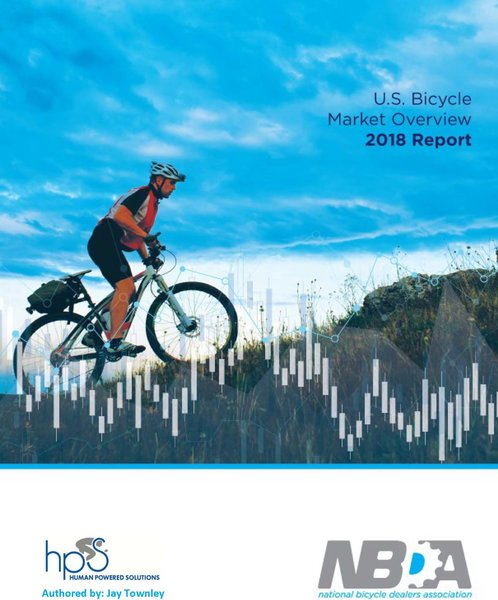 NBDA US Bicycle Market 2018