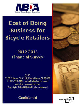 NBDA 2012-13 Cost of Doing Business Study
