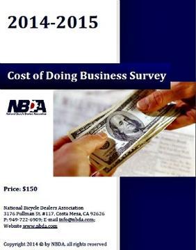 NBDA 2014-15 NBDA Cost of Doing Business Study (PDF only)