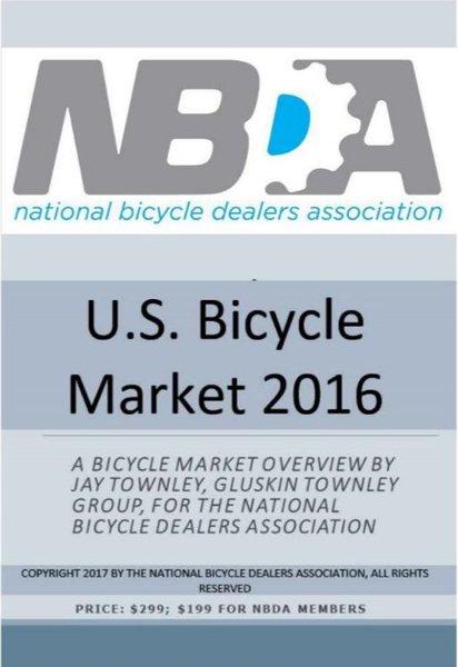 NBDA US Bicycle Market 2016