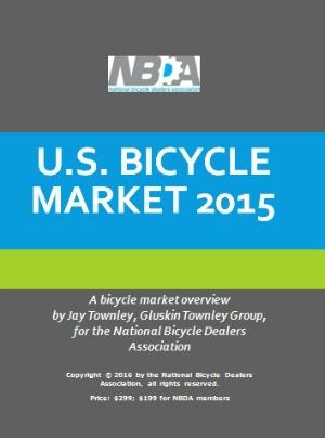 NBDA U.S. Bicycle Market 2015 (PDF only)